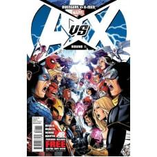 Avengers vs. X-Men #1A