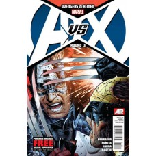 Avengers vs. X-Men #3A