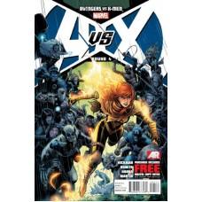 Avengers vs. X-Men #4A