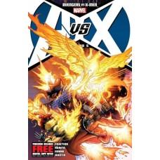 Avengers vs. X-Men #5A