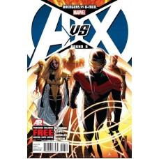 Avengers vs. X-Men #6A