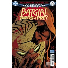 Batgirl And The Birds Of Prey #11A