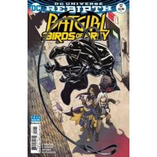 Batgirl And The Birds Of Prey #12B