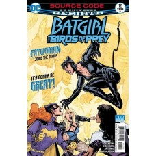 Batgirl And The Birds Of Prey #12A