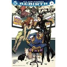Batgirl And The Birds Of Prey #14B