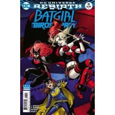 Batgirl And The Birds Of Prey #16B