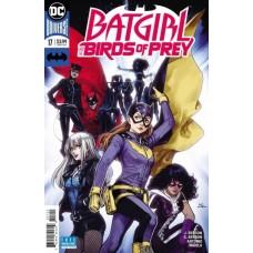Batgirl And The Birds Of Prey #17B