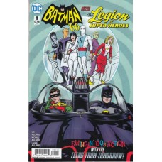 Batman '66 Meets The Legion Of Super Heroes #1