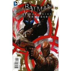 Batman Arkham Knight: Genesis #5