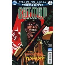 Batman Beyond, Vol. 6 #11A