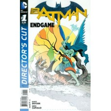 Batman Endgame: Special Edition (2015) #1H