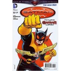Batman Incorporated, Vol. 2 #11A