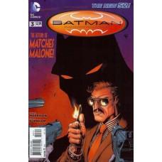 Batman Incorporated, Vol. 2 #3A