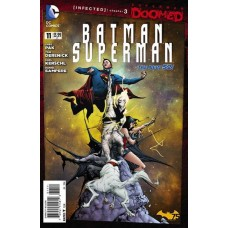 Batman / Superman #11A