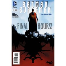 Batman / Superman #12A