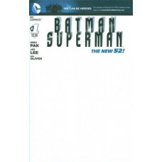 Batman / Superman #1F