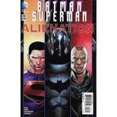 Batman / Superman #23A