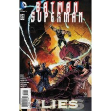 Batman / Superman #24A