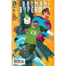 Batman / Superman #24B