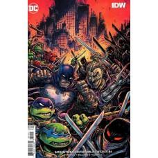 Batman / Teenage Mutant Ninja Turtles III #4B