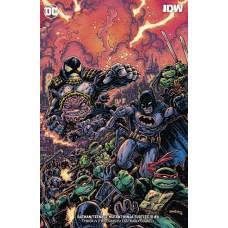 Batman / Teenage Mutant Ninja Turtles III #6B