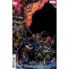 Batman / Teenage Mutant Ninja Turtles III #3B