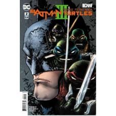 Batman / Teenage Mutant Ninja Turtles III #2A