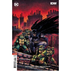 Batman / Teenage Mutant Ninja Turtles III #2B