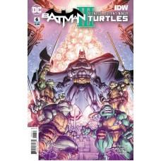 Batman / Teenage Mutant Ninja Turtles III #6A