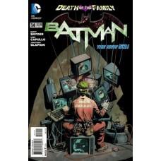 Batman, Vol. 2 #14A