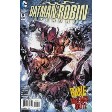 Batman and Robin: Eternal #9