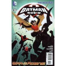 Batman and Robin, Vol. 2 #10A
