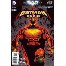Batman and Robin, Vol. 2 #11A