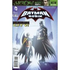 Batman and Robin, Vol. 2 #17