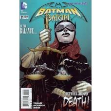 Batman and Robin, Vol. 2 #21