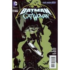 Batman and Robin, Vol. 2 #22