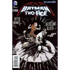 Batman and Robin, Vol. 2 #28A