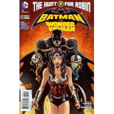 Batman and Robin, Vol. 2 #30A