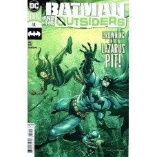 Batman and the Outsiders, Vol. 3 #14A
