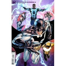 Batman and the Outsiders, Vol. 3 #14B