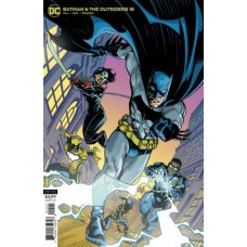 Batman and the Outsiders, Vol. 3 #15B