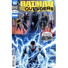 Batman and the Outsiders, Vol. 3 #11A