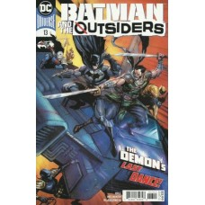Batman and the Outsiders, Vol. 3 #13A
