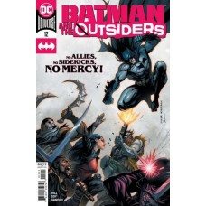 Batman and the Outsiders, Vol. 3 #12A