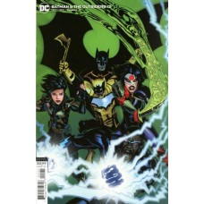 Batman and the Outsiders, Vol. 3 #12B