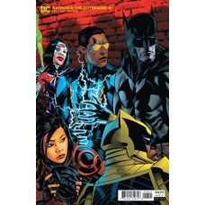 Batman and the Outsiders, Vol. 3 #16B