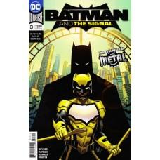 Batman and the Signal #3