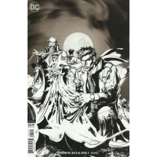 Batman vs. Ras Al Ghul #1B