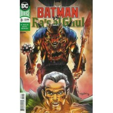 Batman vs. Ras Al Ghul #3