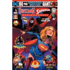 Batwoman / Supergirl World's Finest Giant #1B